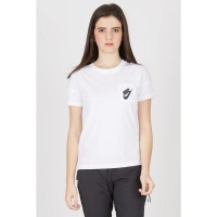 AS W NSW SIGNAL TEE WHITE BLACK