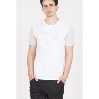 [Berrybenka] MEN AS KOBE STEALTH SHEATH TEE WHITENIGHT SILVERWHITEWOLF GREY