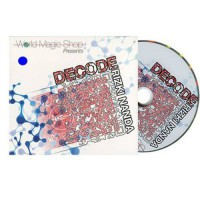 [poledit] Decode (blue, DVD and Gimmick) by Rizki Nanda and World Magic Shop (R1)/12094462
