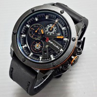 Jam Tangan Pria / Cowok Ripcurl Colorado Leather Black