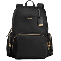 TUMI CALAIS BACKPACK - BLACK