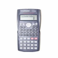 Kawachi KX-350MS Scientific Calculator - Kalkulator Mahasiswa