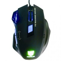 Rexus Mouse Gaming RXM-G7 - Hitam