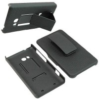 [holiczone] T-Mobile Protective Shell & Holster Combo For Nokia Lumia 810 - Non Retail Pac/310046