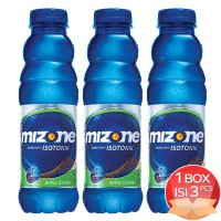 Mizone Apple Guava 500 ML Bottle x 3