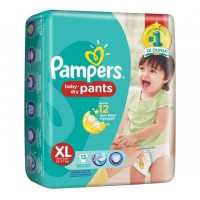 Pampers Baby Dry Pants XL 13