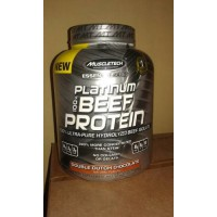 Platinum Beef Protein 4Lbs Muscletech