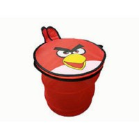 BASKET LAUNDRY ANGRY BIRD