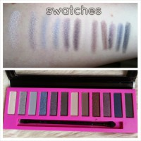 L.A. Girl Brick Eyeshadow Smoky Palette