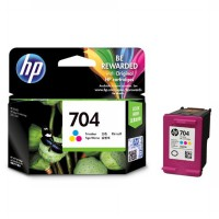 HP704 / HP 704 color ink cartridge