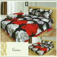 Sprei Lady Rose Disperse 180 Vivian