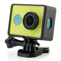Case Pelindung Plastic Side Frame for Xiaomi Yi Action Camera