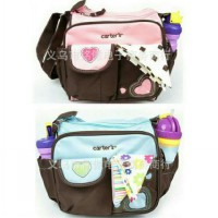 Carter's Mini Diaper Bag Love / tas perlengkapan bayi carter