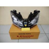 Headlamp / Reflektor Kawasaki Ninja 250FI Original, Ready Stock
