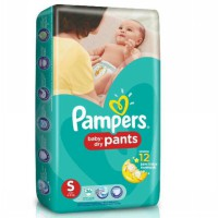 Pampers Baby Dry Pants S36