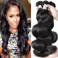 [poledit] Sunlight Hair SUNLIGHT Beauty Hair Products Brazilian Body Wave 4 Bundles Brazil/14265027