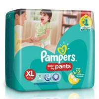 Pampers Baby Dry Pants XL22