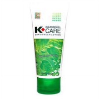 K-Chlorophyll Sunscreen Lotion (Kemasan : Tube 200 ml)