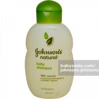 Johnson's & Johnson's Baby Naturals Shampoo 295 ml