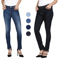 Miyoshi Josei - Women Skinny Jeans Available in 3 Colors