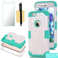 [macyskorea] iPhone 6S Plus Case,iPhone 6 Plus Case,HKW (TM) Bling Rhinestone 3 IN 1 Shock/13122679