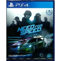 [Sony PS4] Need for Speed