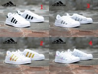 [ADIDAS SuperStar] Sepatu Sport Import 4 Warna High Quality Women