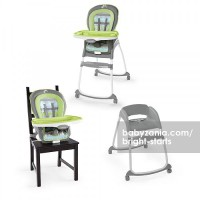 Bright Starts InGenuity Trio 3 in1 Deluxe High Chair – Vesper