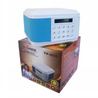 Advance TP600 Speaker Murottal Al-Quran + Chip Speaker Quran MP3