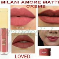 Milani Amore Matte Lip Cream Loved
