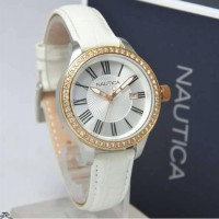 NAUTICA A12653M WHITE GOLD
