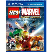 [Sony PS Vita] Lego Marvel Super Heroes: Universe In Peril