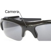 Sunglasses hidden camera 1280p x 780 p (GHOLIC)