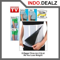Slimming Belt Adjustable Korset Pelangsing Badan