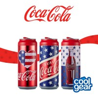 [Coolgear] Cool Gear American Coca-Cola Summer cans bottles # 1976