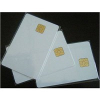 [globalbuy] 100PCS/Lot Contact SLE4428 Chip Smart Blank Card Suport ACR38U IPC/SPC/N1/ND/1/3736851