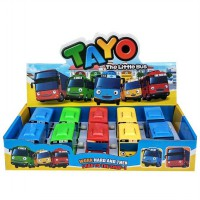 Mainan TAYO THE LITTLE BUS SATUAN (1 BOX ISI 10) - DK02