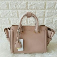[Charles&Keith] Trapezee New | Dusty