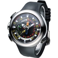 Citizen Eco-Drive ALTICHRON -CIRRUS BN4034-01E Limited Edition ONLY 500 made WORLDWIDE