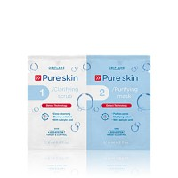 Oriflame Pure Skin Clarifying Scrub & Purifying Mask