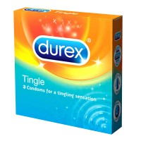 [3box=9pcs] Durex Tingle 3s Kondom