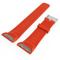[poledit] Dreaman Silicone Watch Replacement Band Strap For Samsung Gear Fit 2 SM-R360 Red/14577149