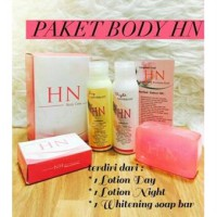 New Paket HN body