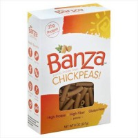 [poledit] BANZA Banza Chickpea Penne Pasta: High Protein & Lower Carb (6-pack) (Penne) (T2/14116550
