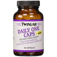 [poledit] Twinlab - Daily One Caps Multivitamin & Mineral without Iron (R1)/13877954