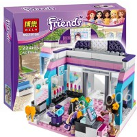 BLOCK BELA FRIENDS 10156 220PCS 6+ SNI - BEST GIFT