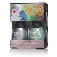 [poledit] Orly Color Blast Disney Villains Ursula Duo Kit - Flotsam & Jetsam (T1)/14258557