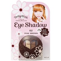 [macyskorea] Dolly Wink DOLLY WINK Koji Eye Shadow, 02 Pink Brown, 0.5 Pound/6896365