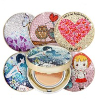 Style 71 Shiny Cushion Pact SPF 50 +pa+++With 9 Exclusive Design Package Option