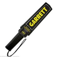 [globalbuy] New Garrett Super Scanner V Hand-Held Security Search Metal Detector Wand/2763355